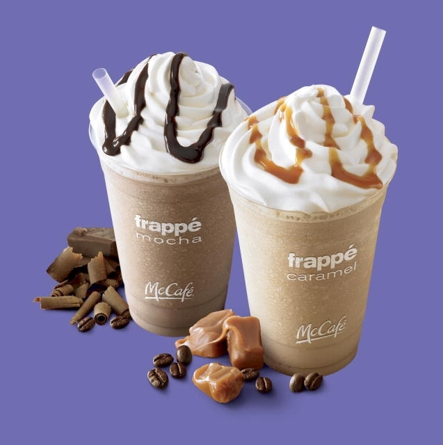 Mcdonalds frappe coupon july 2018